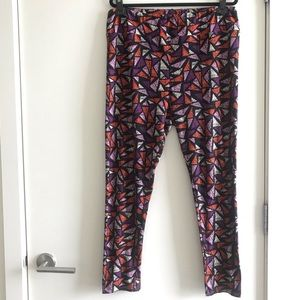 Classic LuLaRoe TC Geometric Print Leggings